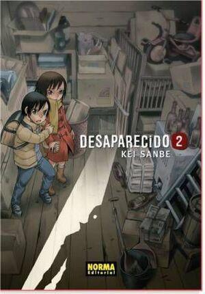 DESAPARECIDO #02