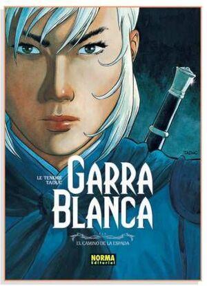 GARRA BLANCA #03 EL CAMINO DE LA ESPADA