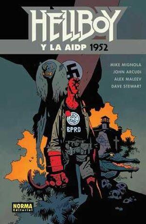 HELLBOY #19. HELLBOY Y LA AIDP 1952