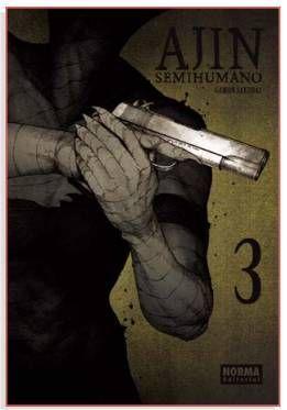 AJIN: SEMIHUMANO #03