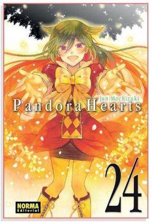 PANDORA HEARTS #24 (ULTIMO VOLUMEN)
