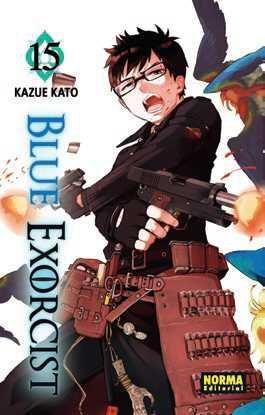 BLUE EXORCIST #15