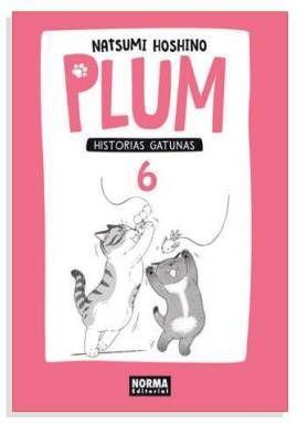 PLUM: HISTORIAS GATUNAS #06