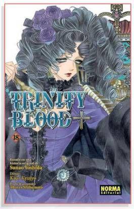 TRINITY BLOOD #18