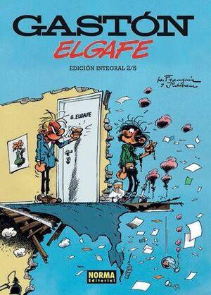 GASTON ELGAFE #02. EDICION INTEGRAL