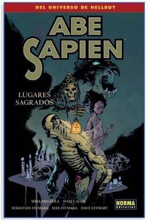 ABE SAPIEN #05. LUGARES SAGRADOS