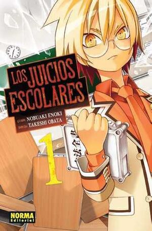 LOS JUICIOS ESCOLARES #01