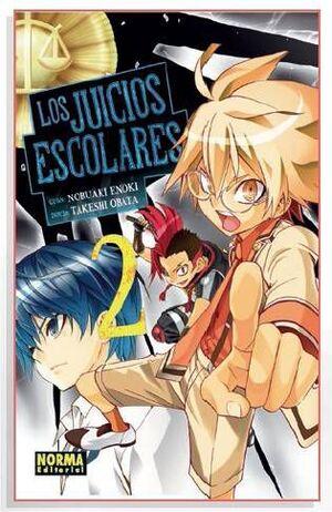 LOS JUICIOS ESCOLARES #02