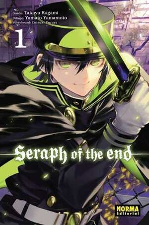 SERAPH OF THE END #01