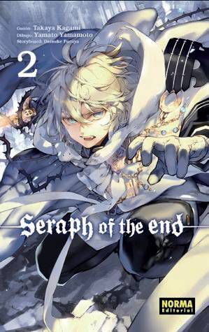 SERAPH OF THE END #02