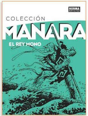 COLECCION MANARA #02. EL REY MONO