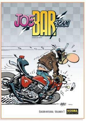 JOE BAR. INTEGRAL #01