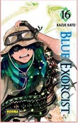BLUE EXORCIST #16