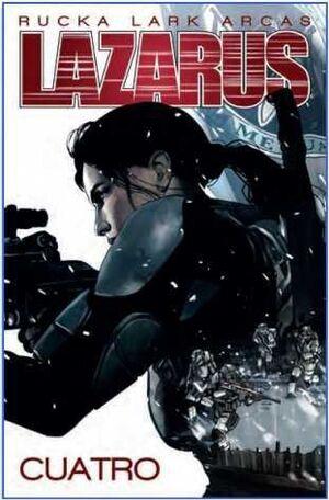 LAZARUS #04.