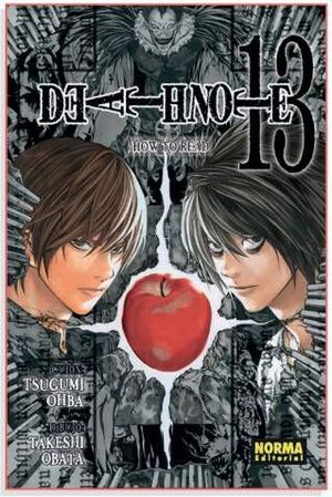 DEATH NOTE #13. HOW TO READ DEATH NOTE (NORMA EDITORIAL)