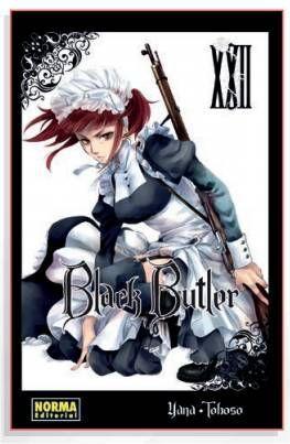 BLACK BUTLER #22