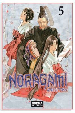 NORAGAMI #05