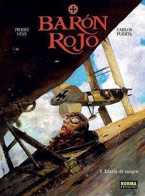 BARON ROJO #02. LLUVIA DE SANGRE