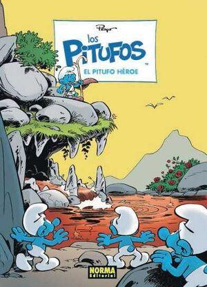 LOS PITUFOS #34. EL PITUFO HEROE