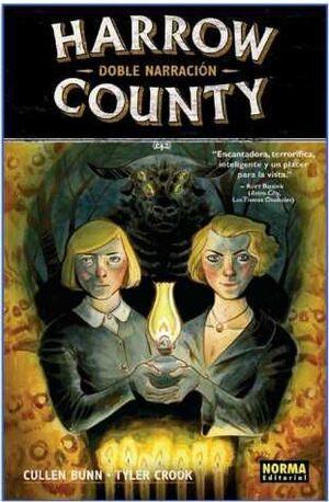 HARROW COUNTY #02. DOBLE NARRACION