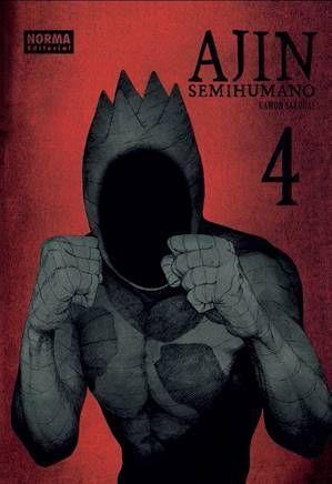 AJIN: SEMIHUMANO #04