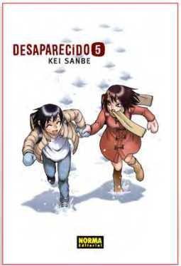 DESAPARECIDO #05