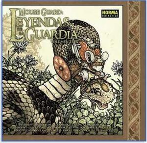 MOUSE GUARD: LEYENDAS DE LA GUARDIA VOL.3