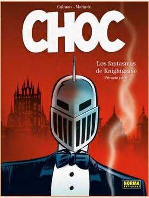 CHOC: LOS FANTASMAS DE KNIGHTGRAVE #01