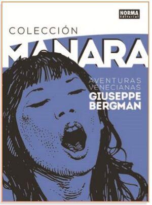 COLECCION MANARA #03. AVENTURAS VENECIANAS DE GIUSEPPE BERGMAN