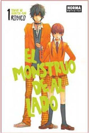 EL MONSTRUO DE AL LADO (TONARI NO KAIBUTSUKUN) #01