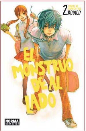 EL MONSTRUO DE AL LADO (TONARI NO KAIBUTSUKUN) #02