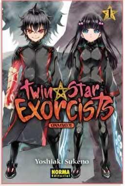 TWIN STAR EXORCISTS: ONMYOUJI #01