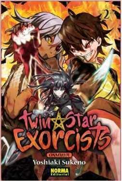 TWIN STAR EXORCISTS: ONMYOUJI #02