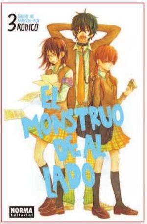 EL MONSTRUO DE AL LADO (TONARI NO KAIBUTSUKUN) #03