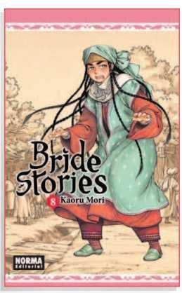BRIDE STORIES #08