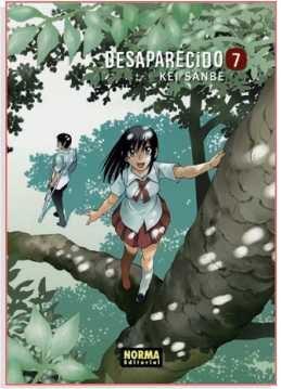 DESAPARECIDO #07