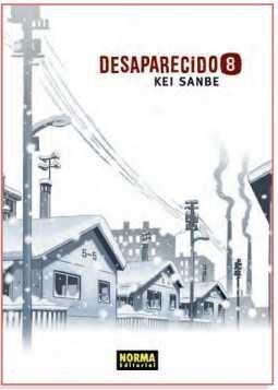 DESAPARECIDO #08