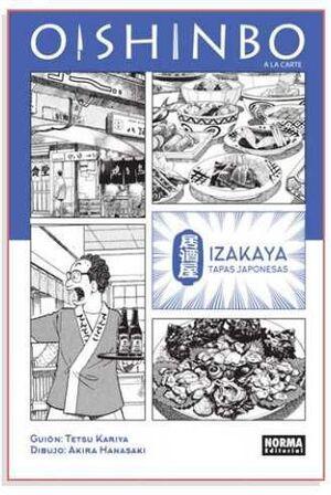 OISHINBO A LA CARTE #07. IZAKAYA