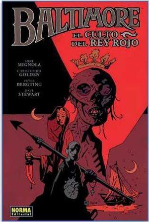 BALTIMORE #06. EL CULTO DEL REY ROJO