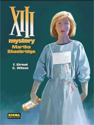 XIII MYSTERY #08. MARTHA SHOEBRIDGE