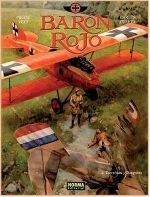 BARON ROJO #03. TORREONES Y DRAGONES