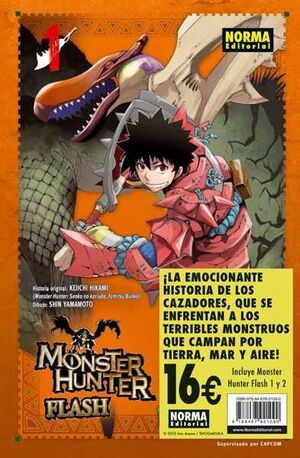 MONSTER HUNTER FLASH! PACK DE INICIACION