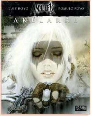 MALEFIC TIME #03 AKELARRE