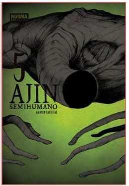 AJIN: SEMIHUMANO #05