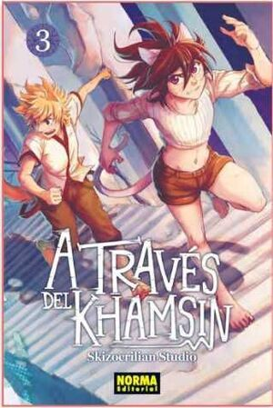 A TRAVES DEL KHAMSIN #03