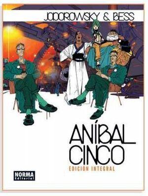 ANIBAL CINCO. EDICION INTEGRAL