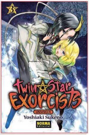 TWIN STAR EXORCISTS: ONMYOUJI #03
