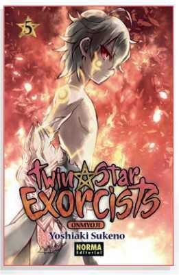 TWIN STAR EXORCISTS: ONMYOUJI #05