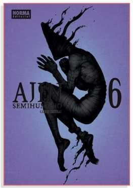 AJIN: SEMIHUMANO #06