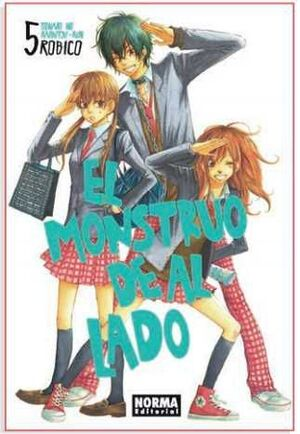 EL MONSTRUO DE AL LADO (TONARI NO KAIBUTSUKUN) #05
